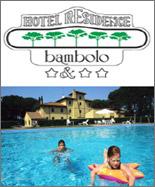 Hotel Residence Bambolo - Castagneto Carducci