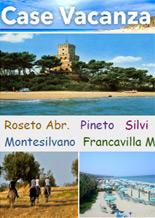 Case Vacanza Abruzzo :: Roseto - Pineto - Silvi - Montesilvano - Francavilla