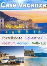 Case Vacanza Campania  :: Paestum - Agropoli - Castellabate - Vallo Lucano - Ogliastro Cilento