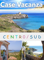 Case vacanza e appartamenti in Sardegna