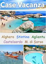 Case vacanza e appartamenti in Sardegna - Nord Ovest