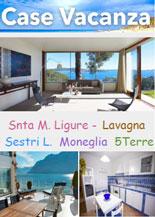 Empfohlene Wohnungen Santa Margherita Ligure - Lavagna - Sestri Levante - Moneglia - 5 terra