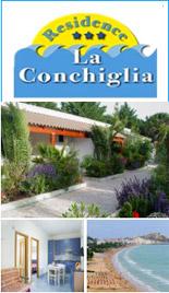 Residence La Conchiglia - Vieste - Puglia