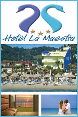 Hotel La Maestra - Grottammare