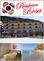Residence Rosa - Capo d'Otlando
